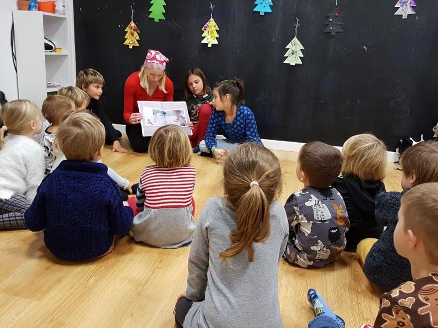 Avoin työpaikka Barcelonan Suomi-koulussa