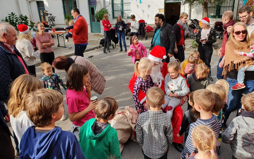 Suomi-koulun pikkujoulut